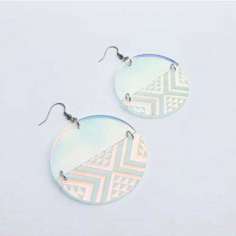Taniko Split Earrings