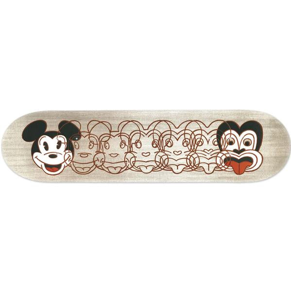 Dick Frizzell Mickey to Tiki - Skate Deck - Design Withdrawals - Design Withdrawals