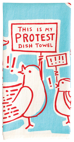 This Is My Protest - Tea Towel