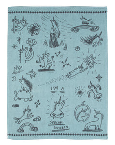 Special Unicorn - Tea Towel