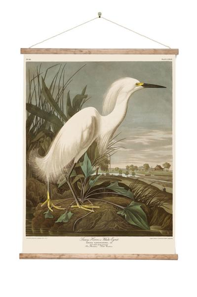 Heron - Wall Chart - Design Withdrawals - Design Withdrawals
