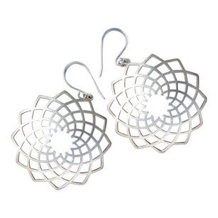 Adorn Sterling Silver Flax Jewellery - David Trubridge - Design Withdrawals