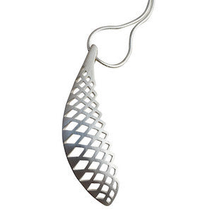 Adorn Sterling Silver Wing Jewellery