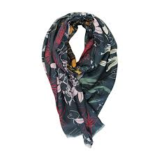 Scarf NZ Floral Fusion