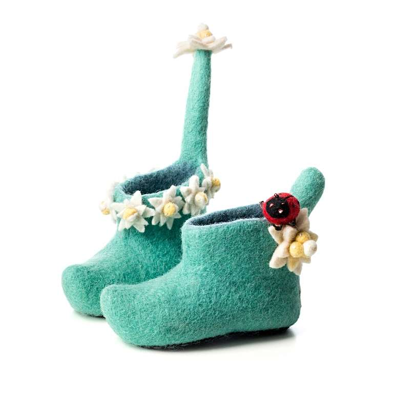 Edelweiss Children Slippers