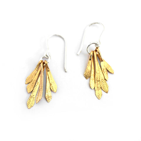 Flutter Drop Earrings