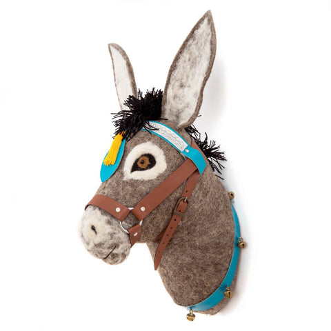 Violet Beach Donkey Head - Design Withdrawals - Design Withdrawals