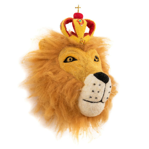 Prince Leopold The Lion Head - Design Withdrawals - Design Withdrawals
