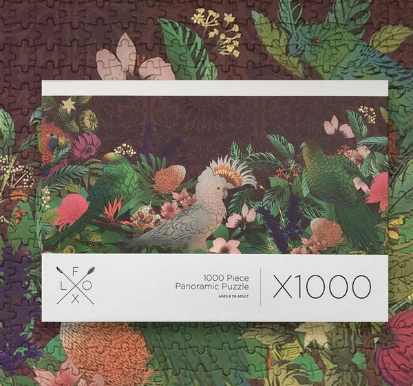 Flox Rectangle 1000 Piece Puzzle