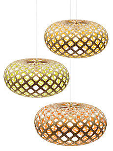 Trubridge- Kina Pendant Light - David Trubridge - Design Withdrawals