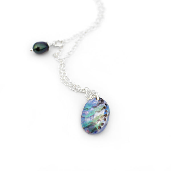 Paua Shell Necklace