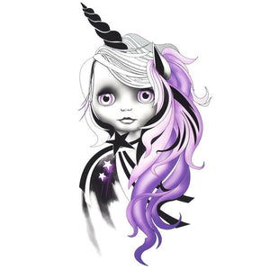 Miss Unicorn Print - Industry Ink - Design Withdrawals