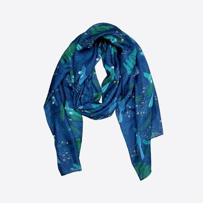 Scarf Tui Forest