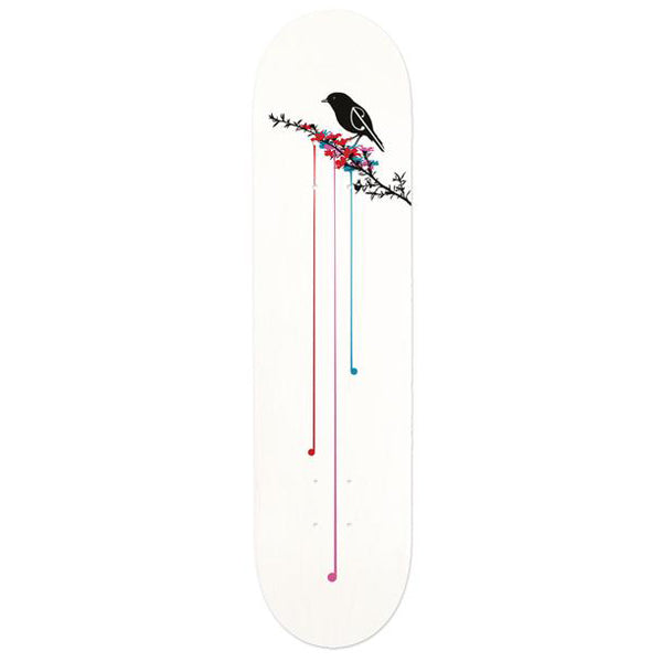 Shane Hansen Pitoitoi - Skate Deck - Design Withdrawals - Design Withdrawals
