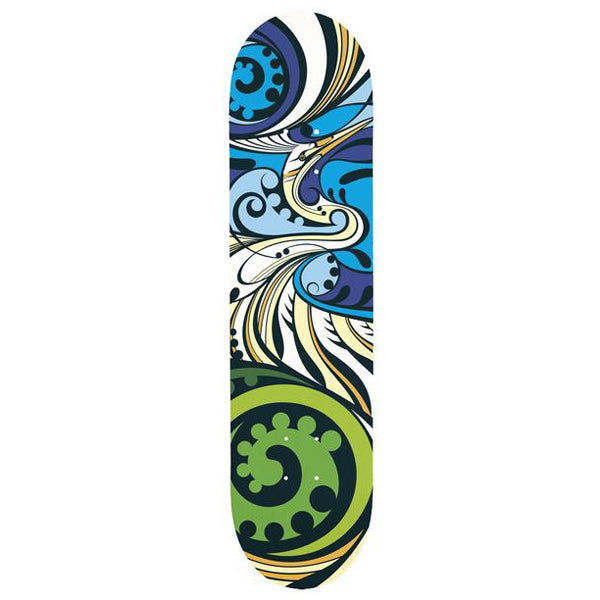 Shane Hansen Kotuku - Skate Deck - Design Withdrawals - Design Withdrawals