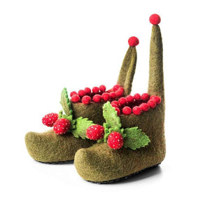 Strawberry Children's Slippers