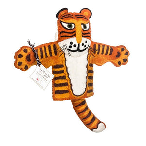 Raj the Tiger Hand Puppet