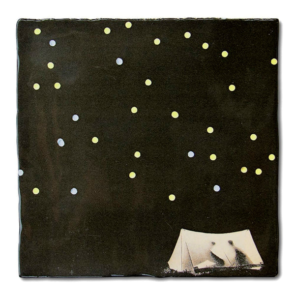 Under the Stars Ceramic Tile