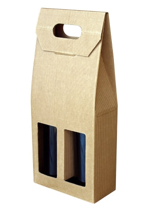 The 2 bottle Super Premium Wine gift pack