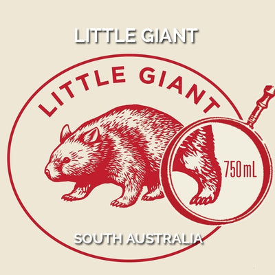 Little Giant Barossa Shiraz 2018