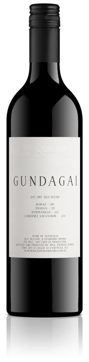 Nick Spencer Wines Gundagai Dry Red Blend 2019