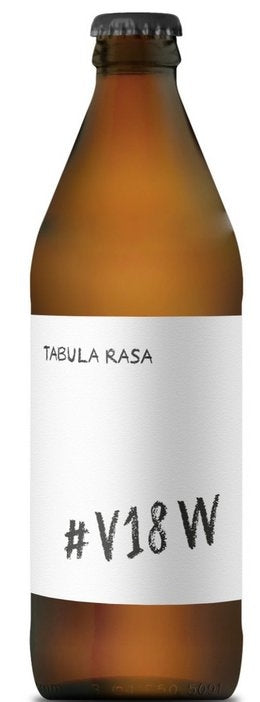 Wild & Wilder Tabula Rasa White 2018 (500 mL)