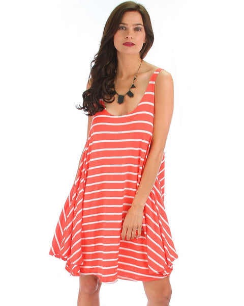 La Costa Tank Dress {multiple colorways}