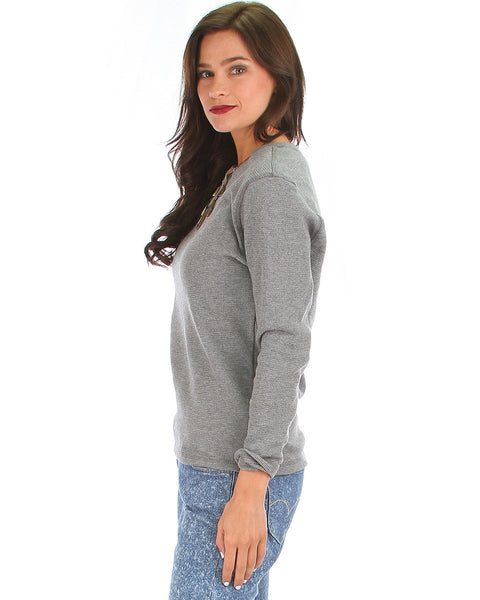 Retreat Long Sleeve Thermal {multiple colorways}