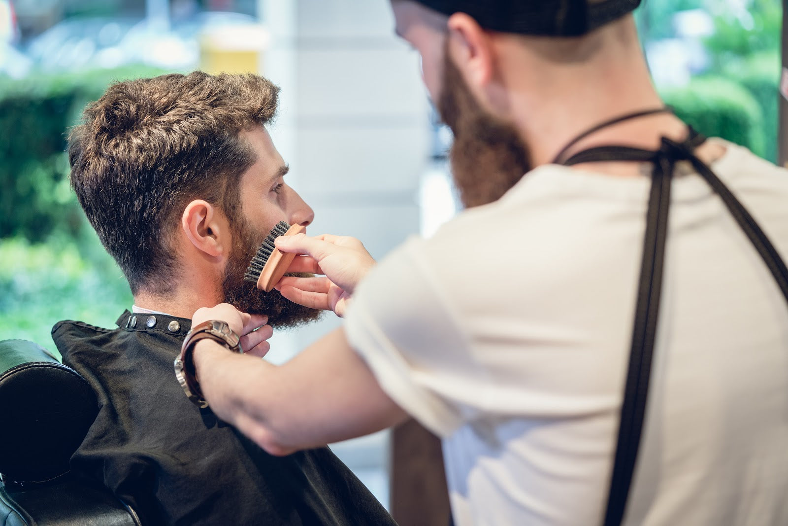 How to Detangle Your Beard