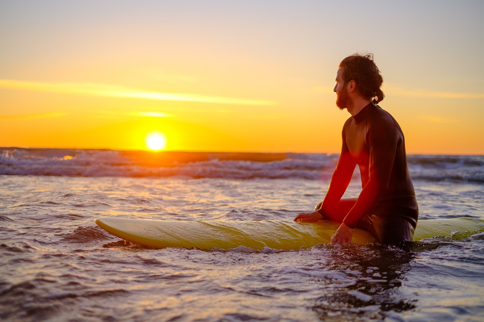 The Bearded Man's Summer Activity Guide