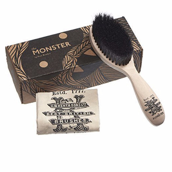 the MONSTER Beard Brush
