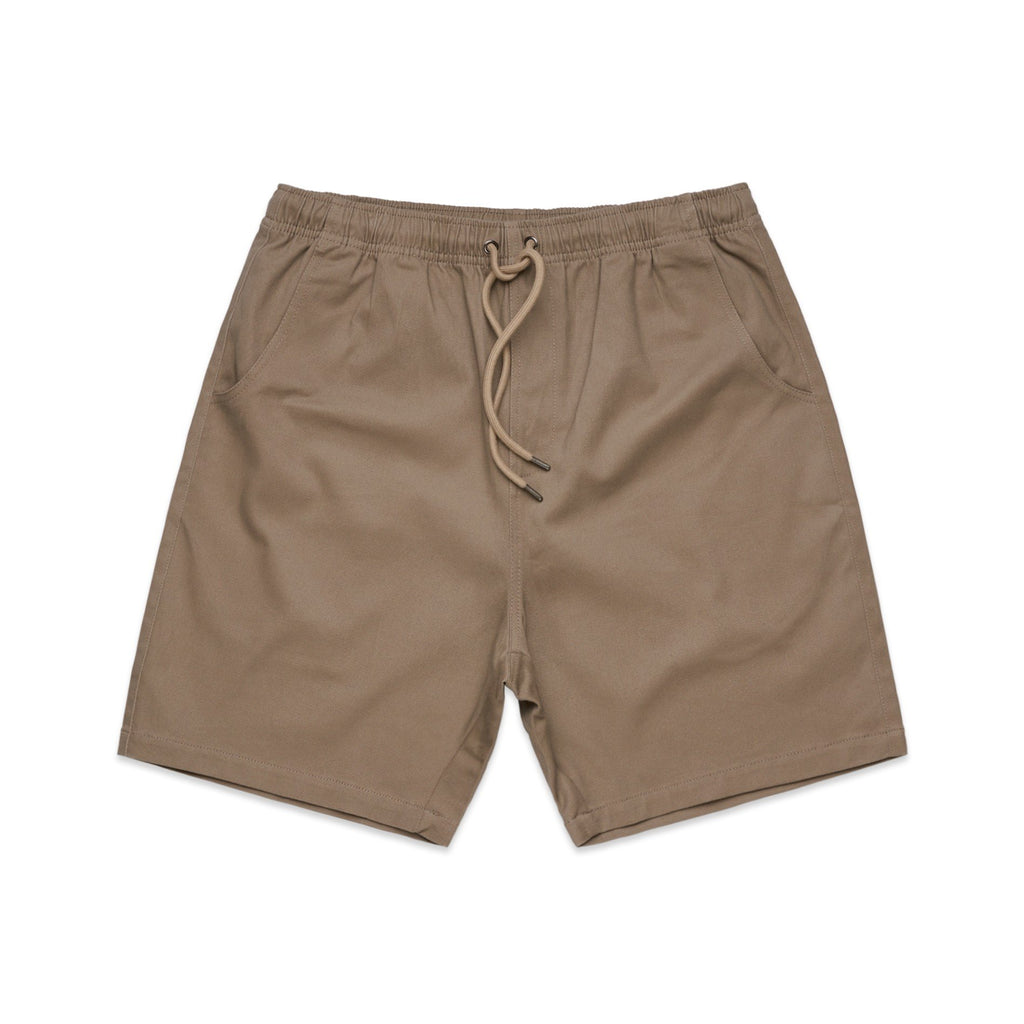 Lazy Boy Walk Shorts - Coffee