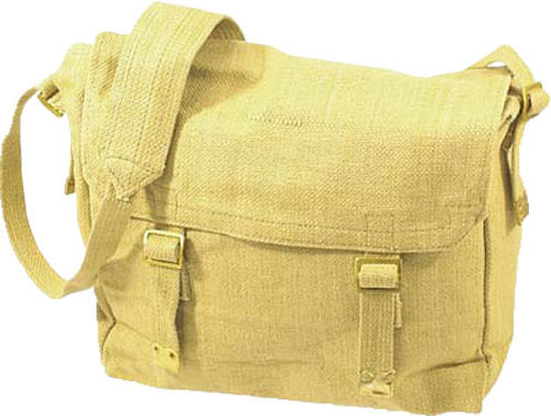 Deadstock Haversack Shoulder Bag - Khaki