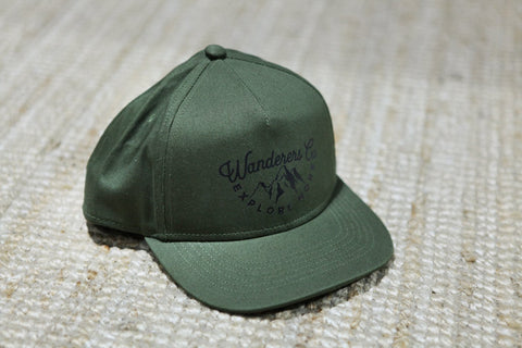 Explore More Cap - Army Green