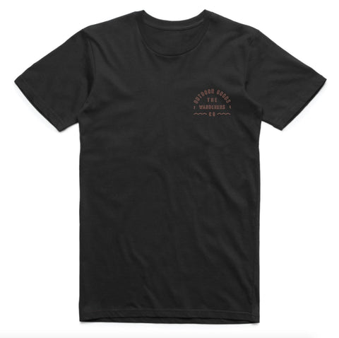 Outdoor Goods - Black Tee