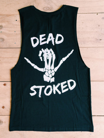 Dead Stoked Muscle - Black