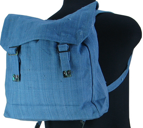 Deadstock Haversack Backpack - Blue