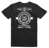 Time & Tide Tee - Black