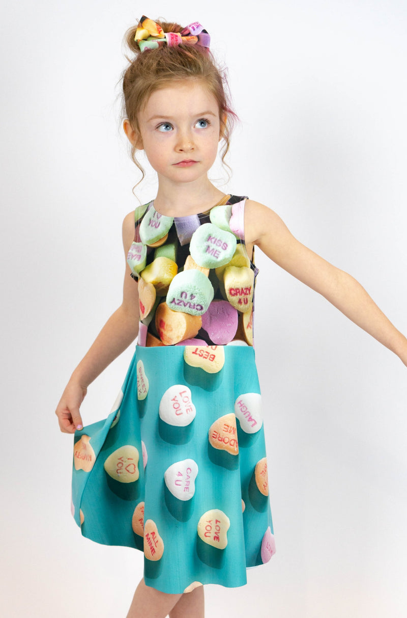 Crazy 4 U Kids Dress - Hot Dame