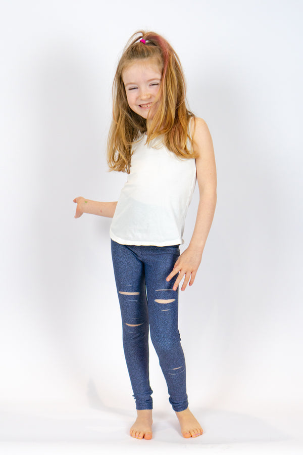 Kayley Kids Legging - Hot Dame