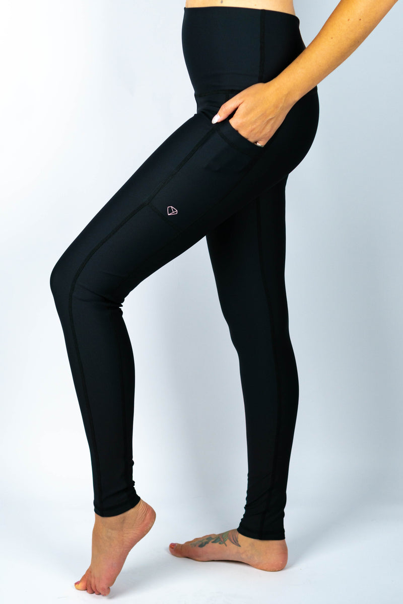 Petra Pocket Leggings - Hot Dame