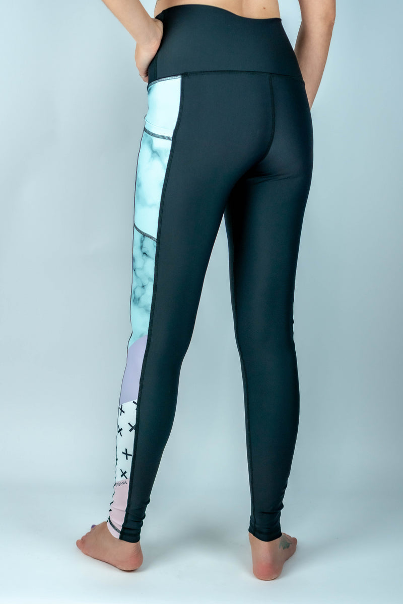 Gracelyn Pocket Leggings - Hot Dame