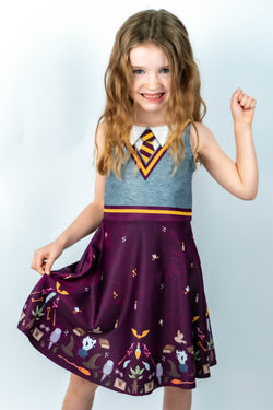 Hermione Kids Dress - Hot Dame