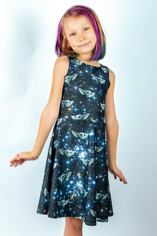 The Child Kids Dress - Hot Dame