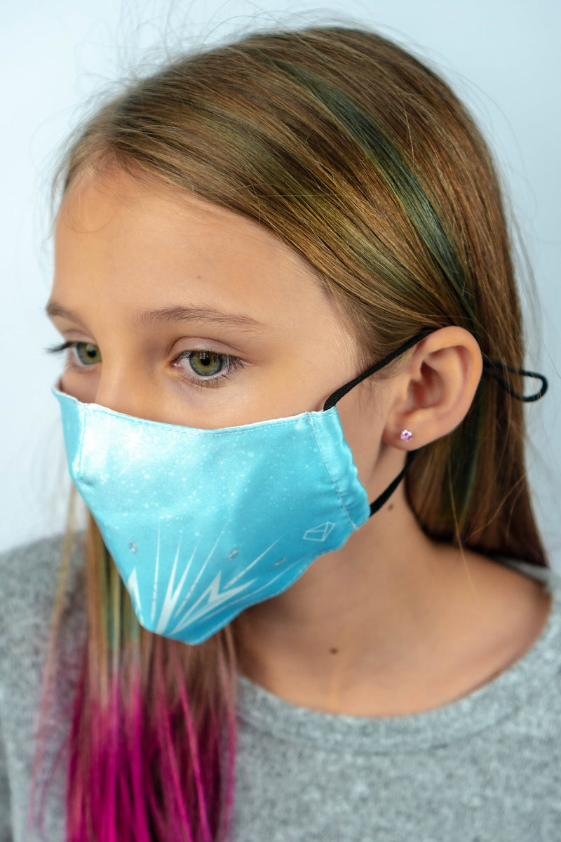 Elsa Non-Medical Mask - Hot Dame