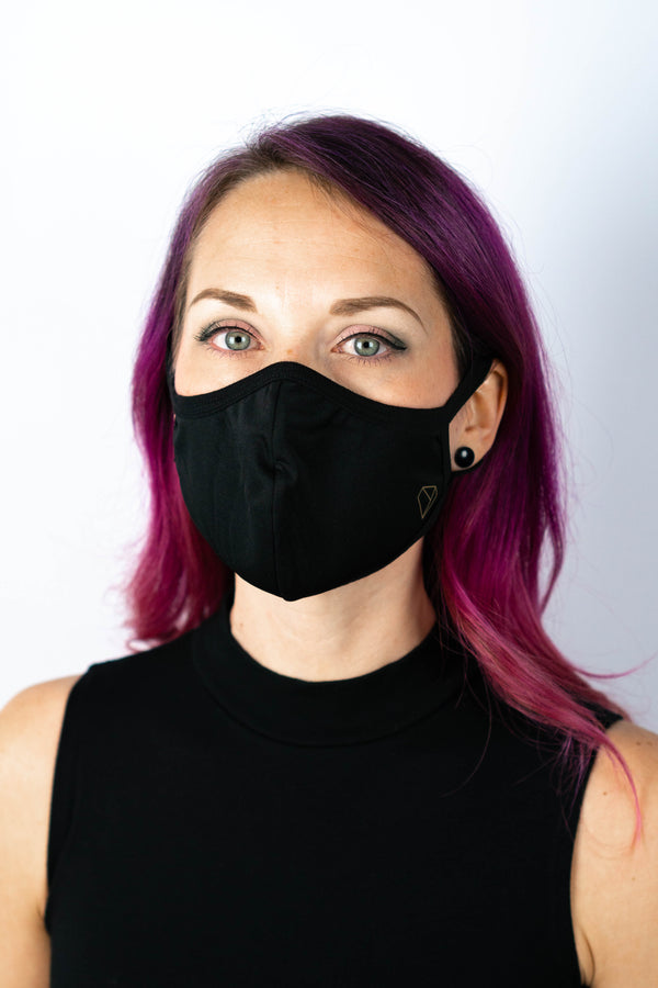 Pack of 5 Non-Medical Masks - Hot Dame