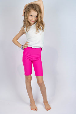 Becka Kids Biker Shorts - Hot Dame