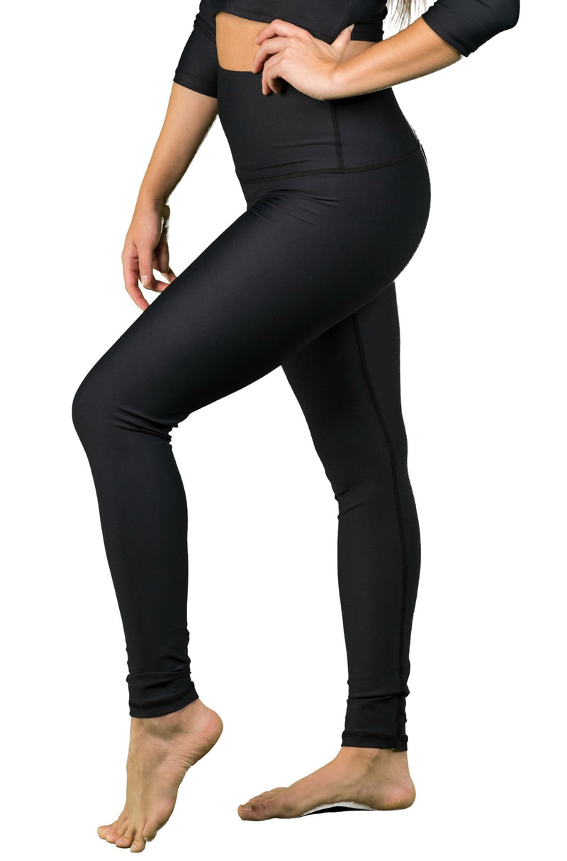 Solid Leggings - Hot Dame