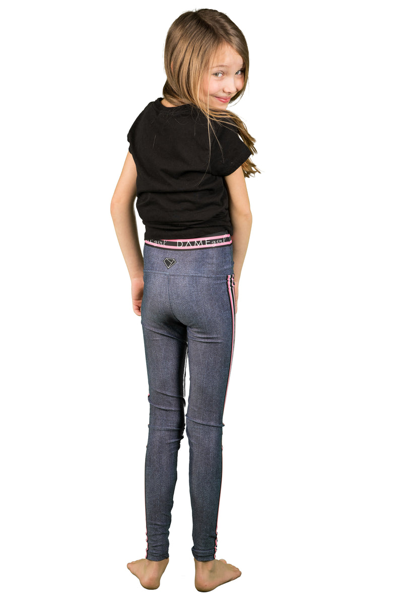 Brandi Kids Legging - Hot Dame