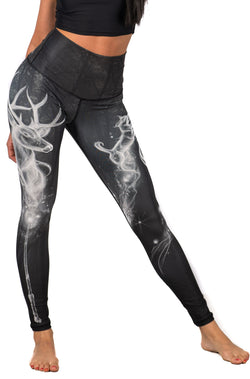 Charm Leggings - Hot Dame